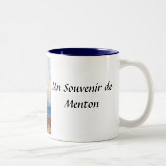 Menton Souvenir Mug