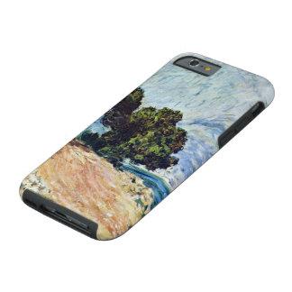 Menton visto del casquillo Martin por Claude Monet Funda Para iPhone 6 Tough