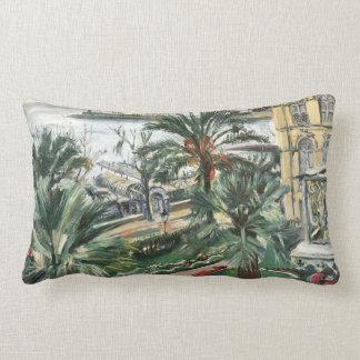 Mentone by Lovis Corinth Throw Pillow
