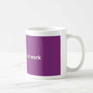 Mentor at Work Coffee Mug