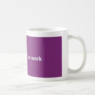 Mentor at Work Coffee Mug