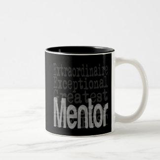 Mentor Extraordinaire Two-Tone Coffee Mug