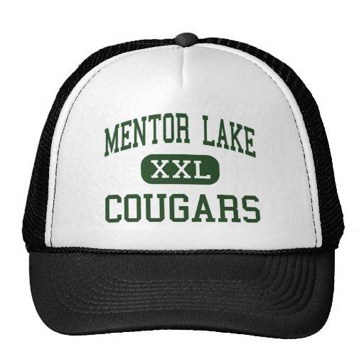 Mentor Lake - Cougars - Catholic - Mentor Ohio Trucker Hat