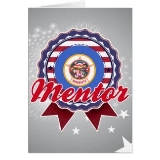 Mentor, MN Greeting Card
