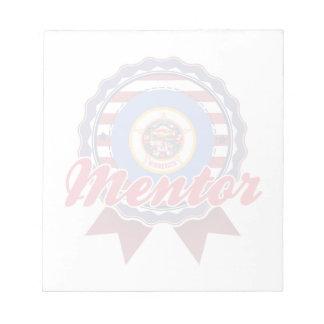 Mentor MN Scratch Pad