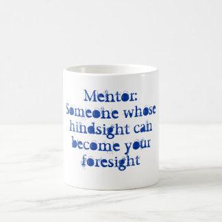 Mentor Basic White Mug