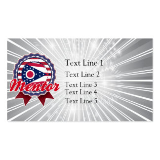 Mentor, OH Double-Sided Standard Business Cards (Pack Of 100)