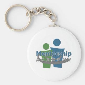 Mentorship Academy Logo Basic Round Button Keychain