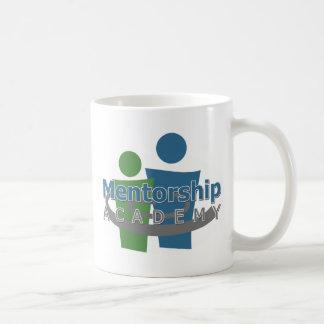 Mentorship Academy Logo Classic White Coffee Mug