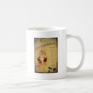 Menu de la Journee (menú) Tazas De Café