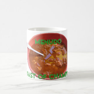 Menudo Coffee Cup - Std Cup