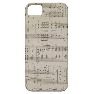 Menuetto iPhone Case