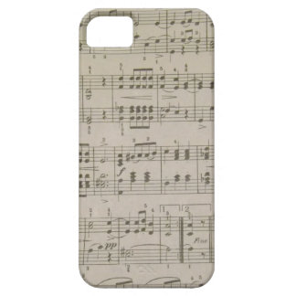 Menuetto iPhone SE/5/5s Case