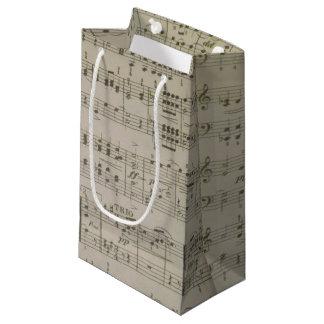 Menuetto Small Gift Bag