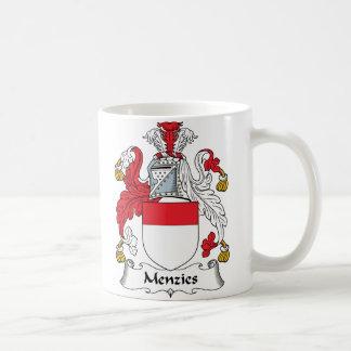 Menzies Family Crest Mug