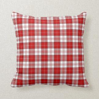 Menzies Tartan Plaid Throw Pillow