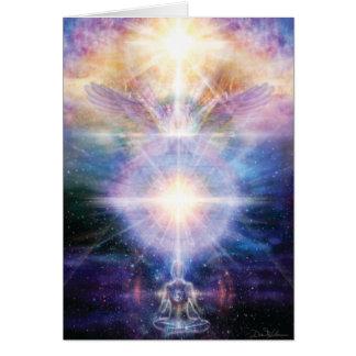 Meo Meditator Light Card