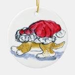 Meooow - el tigre consigue pegado en un gorra de S Adorno De Reyes
