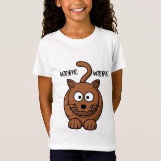 meow! a cute cat T-Shirt