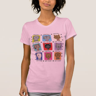 Meow Cat Lover Tshirts and Gifts