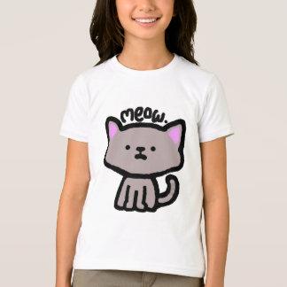 Meow. Cat Shirt