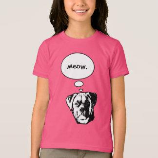 Meow, Dawg T-Shirt