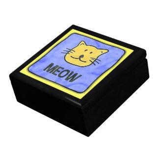 MEOW Keepsake Box