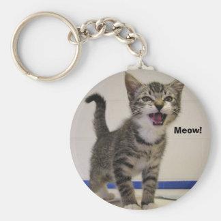Meow! Keychain
