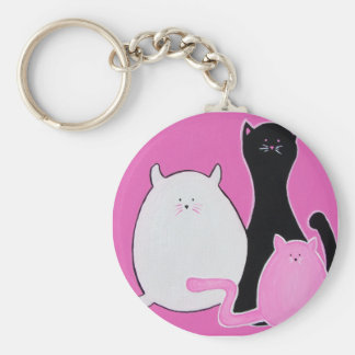 Meow Meow Meow Keychain