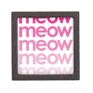 meow meow meow meow gift box