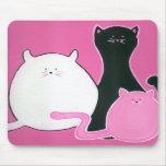 Meow Meow Meow Mousepad