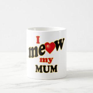 Meow mi momia taza