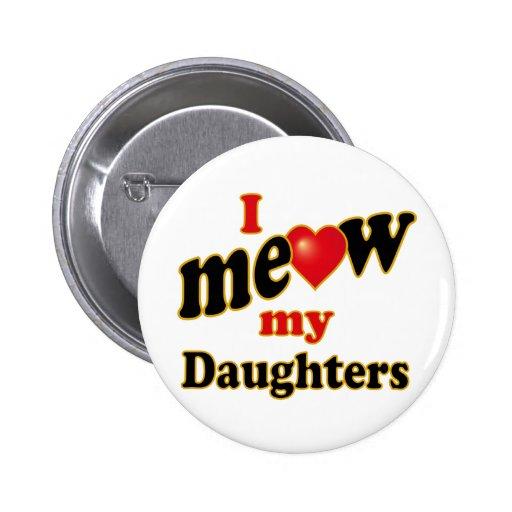 Meow mis hijas pins
