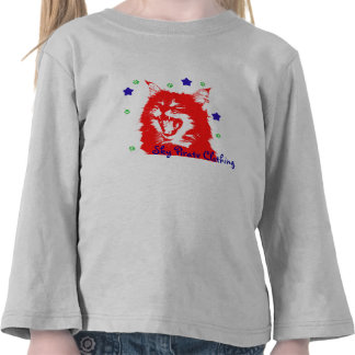 """""""Meow Mix"""" Long Sleeved Childrens Shirt"""
