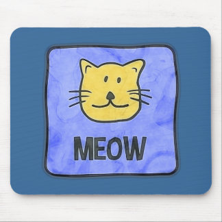 MEOW MOUSE PAD