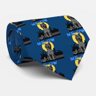 Meow Neck Tie