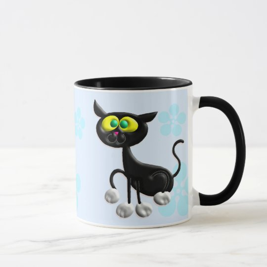 MEOW!  That Is All. Mug