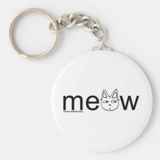 Meow Wear Keychain