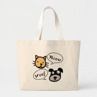 Meow Woof Bag