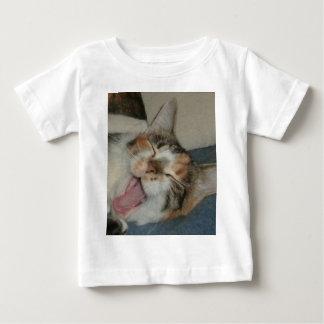 Meow Yawn Baby T-Shirt