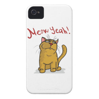 Meow Yeah - BlackBerry Bold 9700/9780 Case iPhone 4 Covers