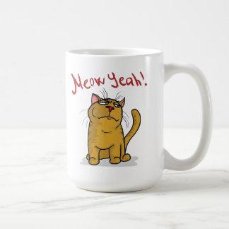 Meow Yeah - Mug