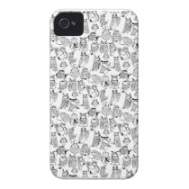 MeowBitch Owls out of Order iphone 4/4s case