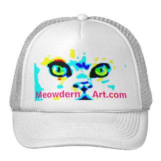 Meowdern Art Hypnoti-cat Hat