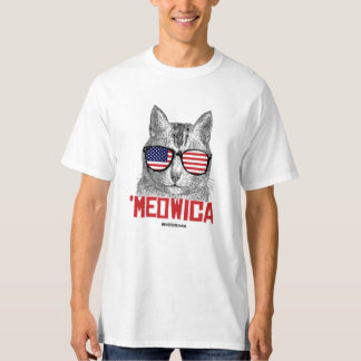 Meowica - - Politiclothes Humor --.png T-Shirt