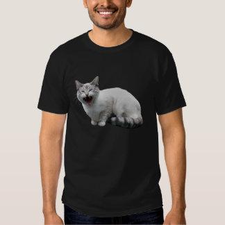 Meowing Cat Shirt