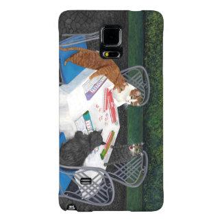 Meowjongg Galaxy Note 4 Case