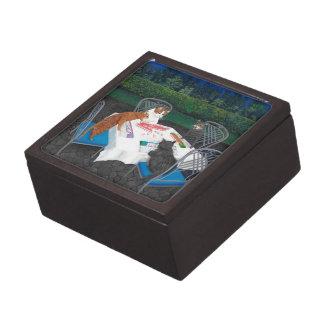 Meowjongg Jewelry Box