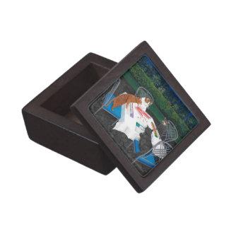 Meowjongg Keepsake Box