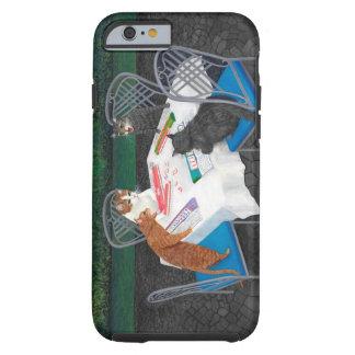 Meowjongg Tough iPhone 6 Case